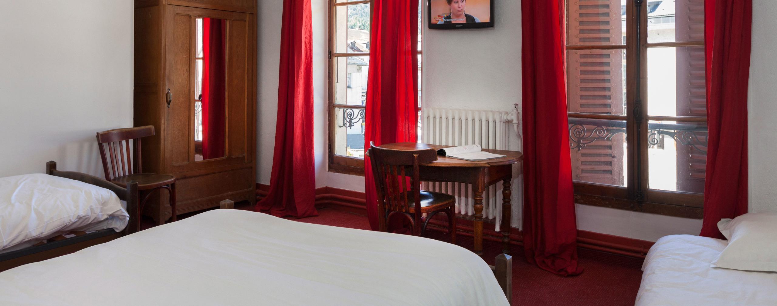 Chambres d'hôtel Bourg d'Oisans